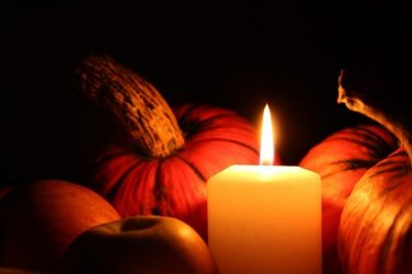 Candele per Halloween