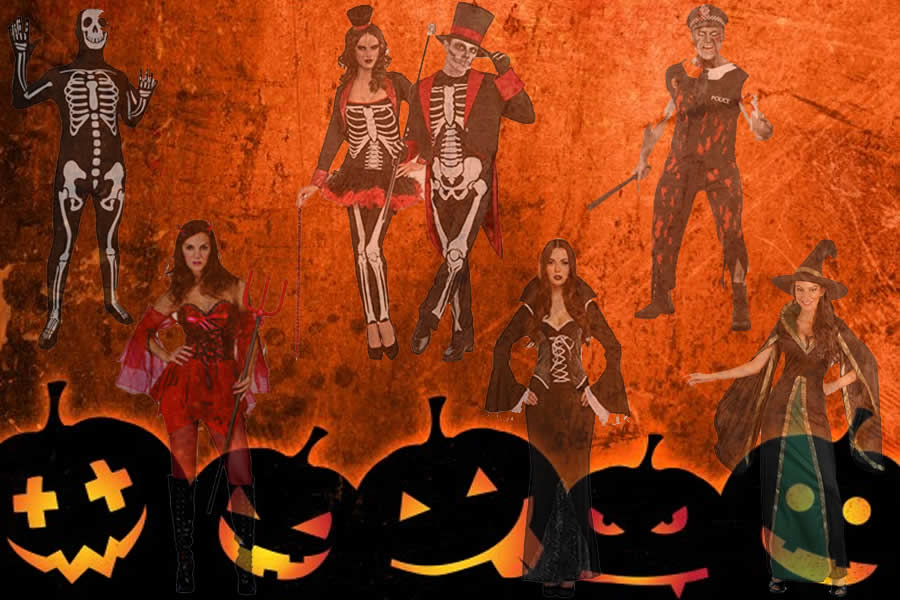 Costumi Halloween per adulti