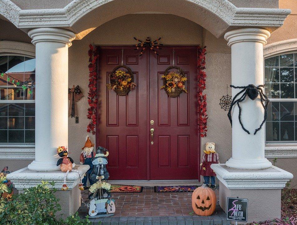 Decorazioni per festa di Halloween